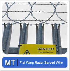 how to create razor wire in cc